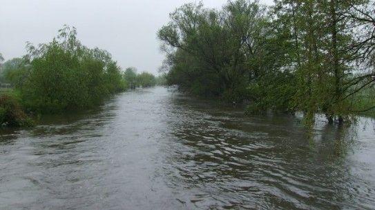 Chełmek - Powódź 2010