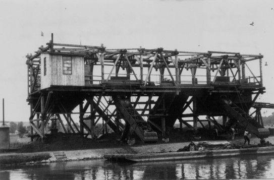 Chełmek - Most na Przemszy - historia