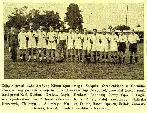 Chełmek - KS Chełmek - fotografie