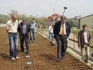 Chełmek - Most na Wiśle - zdjęcia