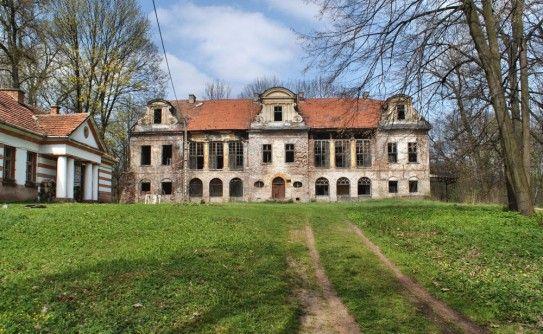 Chełmek - Pałac w Bobrku