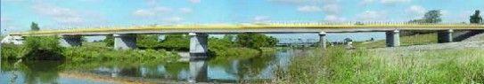 Chełmek - Most na Wiśle - historia
