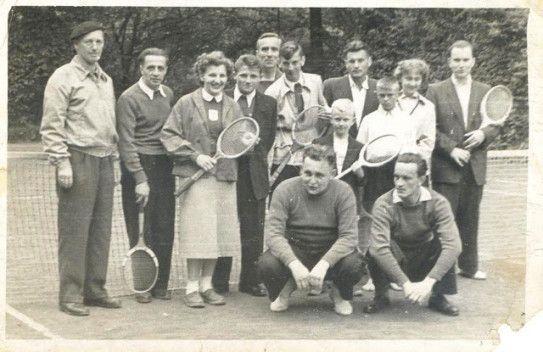 Chełmek - Korty tenisowe