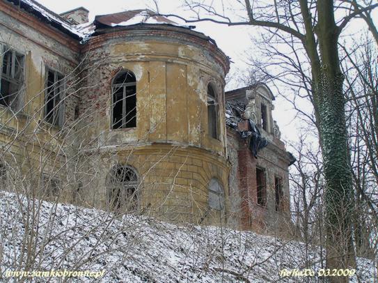 Chełmek - Zamek w Bobrku