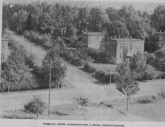 Widok z ul. Krakowskiej