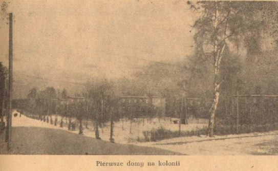Chełmek - Stara kolonia